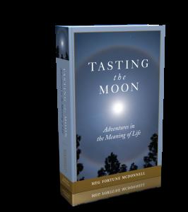 tasting the moon